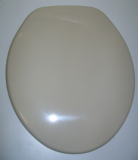 Celmac Tamar Old Colour Champagne Toilet Seat - 02012611